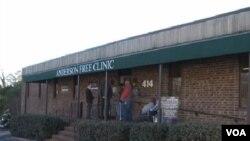 南卡羅萊納州安德森免費診所.