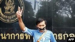 Jurnalis Thailand, Pravit Rojanaphruk, penulis senior untuk situs berita Khaosod English (foto: dok).