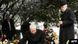 Obeležena sedma godišnjica ubistva Zorana Djindjića