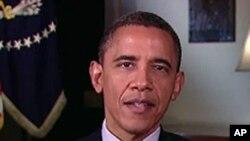 奥巴马总统12月10日发表每周例行讲话