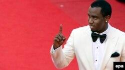 P Diddy no Festival de Cannes