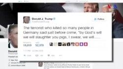 Trampın terrora qarşı mübarizəsi