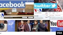 حدود ۵ در صد جمعیت افغانستان کاربر به رسانه های اجتماعی است