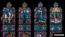 National Cathedral stained-glass windows