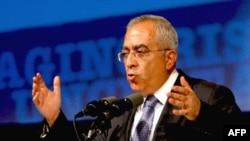 Filistin Başbakanı Salam Fayyad