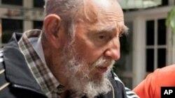Fidel Castro no ha hecho comentarios públicos sobre la reconciliación entre Cuba y Estados Unidos anunciada el 17 de diciembre de 2014.