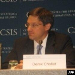 Ông Derek Chollet, Phó Trưởng Ban Kế hoạch của Ngoại trưởng Hoa Kỳ