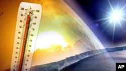 سائنسدانوں کا کہنا ہے کہ درجہ حرارت میں اضافہ سیلاب، خشک سالی، طوفان اور سمندر کی سطح میں اضافے کا موجب بن سکتا ہے۔