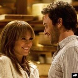 Jennifer Lopez as Zoe and Alex O'Loughlin as Stan