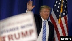 Los votantes republicanos consideran que Trump es el mejor dispuesto a resolver los grandes problemas de Estados Unidos.