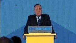 اسکاتلند به جدایی از بریتانیا «نه» گفت