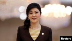 تھائی لینڈ کی وزیرِ اعطم ینگ لک شیناواترا