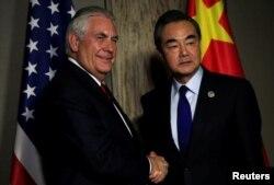 Держсекретар США і міністр оборони КНР