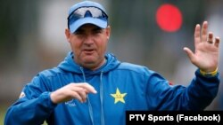 Mickey Arthur Cricketer Pakistan Cricket Team Coach