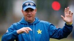مکی آرتھر 2016 سے 2019 تک پاکستان کرکٹ ٹیم کے کوچ رہے۔