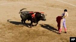 Απαγορεύτηκαν οι ταυρομαχίες στην Καταλονία
