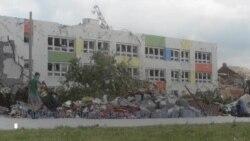 Катастрофално торнадо ја погоди Чешка