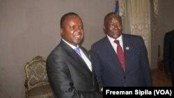 Reportage de Freeman Sipila sur l'élection du bureau de l'Assemblée nationale en Centrafrique
