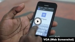 The E-Poll election app is designed to make elections more fair in places like Uganda.