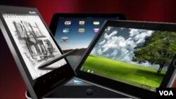 El Eee Tablet y el Eee Pad son la propuestas con las que llega al mercado Asus para competir contra el iPad.
