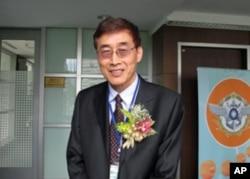 刘绍臣,台湾中央研究院环境变迁研究中心主任