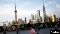 Shanghai Free Trade Zone