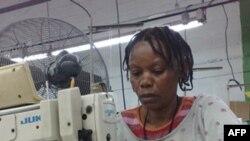 Sau động đất kết quả ước tính cho biết hoạt động của ngành dệt may ở Haiti chỉ còn 50% so với lúc trước