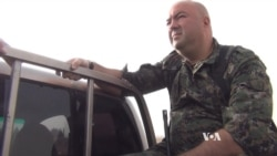 Exclusive: American Joins Kurds' Anti-IS Fight