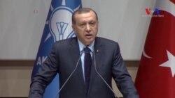 Erdoğan: Sırada Menbiç ve Rakka Var