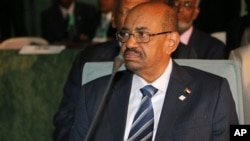Sudanese President al-Bashir attends an African Union summit on health focusing on HIV and AIDS in Abuja despite an International Criminal Court arrest warrant.
