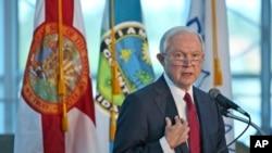 Bộ trưởng Tư pháp Mỹ Jeff Sessions