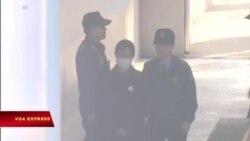 Thêm 3 người đi tù trong vụ tham nhũng lớn nhất Hàn Quốc