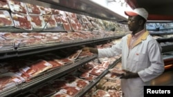 Zimbabwe used to export large quantities of beef to the European Union before the country's economy nearly collapsed.