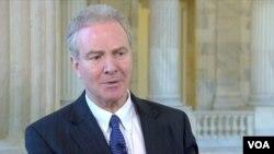 来自马里兰州的民主党籍国会众议员克里斯•范•荷伦。