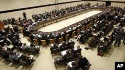 6일 벨기에 브뤼셀에서 열린 북대서양조약기구 회원국 국방장관 회의