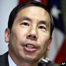 U.S. Deputy Assistant Secretary of State for African Affairs Donald Yamamoto
