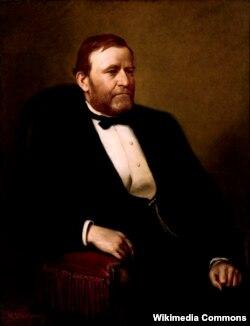 ABD'nin 18'inci Başkanı Ulysses S. Grant