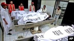 کراچی میں پرتشدد واقعات میں مزید 9 افرادہلاک