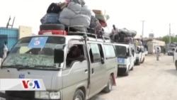Qaxootiga Yemen ee Bossaso