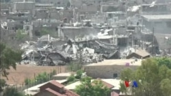 ဆီးရီးယား White Helmets အကူအညီအဖြဲ႔၀င္ေတြကို အစၥေရး ကယ္ထုတ္