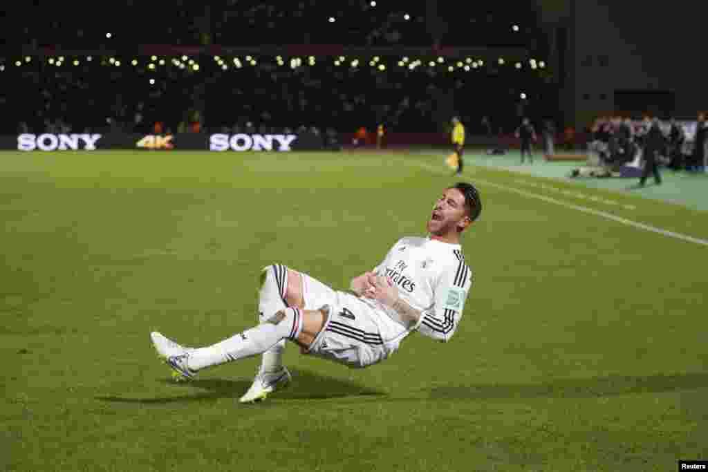 7. Sergio Ramos (ESP/Real Madrid)