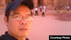Nhà văn Andrew Lâm
