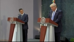 Donald Trump Speaks in Mexico