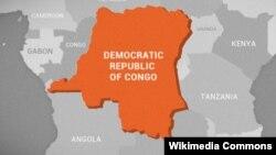 Sebuah kapal terbalik di danau di bagian tenggara Kongo hari Kamis (11/12) malam (foto: ilustrasi).
