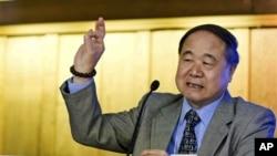 Nobel'in yeni sahibi Çinli yazar Mo Yan