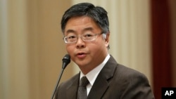 FILE - Congressman Ted Lieu.