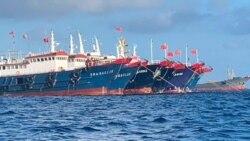 中国在牛轭礁故技重施 被指试探美国抗衡决心