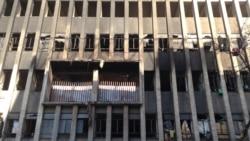 Incêndio mata sete pessoas no antigo edifício do Banco de Moçambique em Joanesburgo