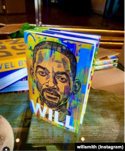 Sampul buku memoar Will Smith (Foto: IG/willsmith)