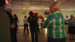 Veterans Dance to Combat PTSD